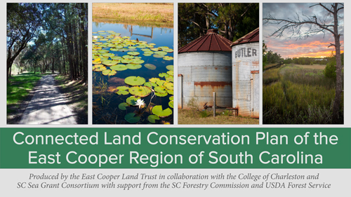 Connected Land Conservation Plan of the East Cooper Region of South Carolina