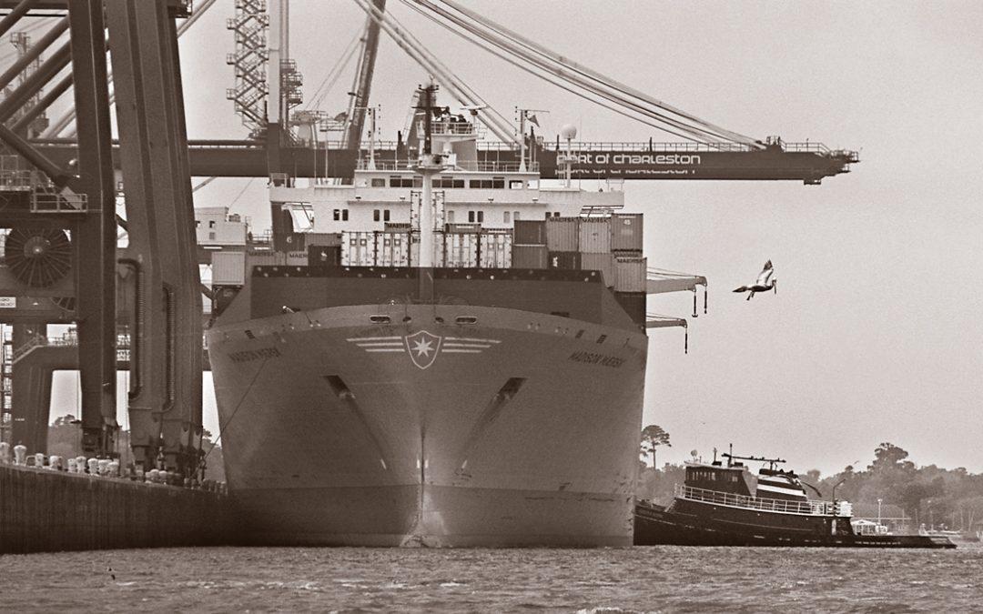 Rise and Fall and Rise: South Carolina's Maritime History