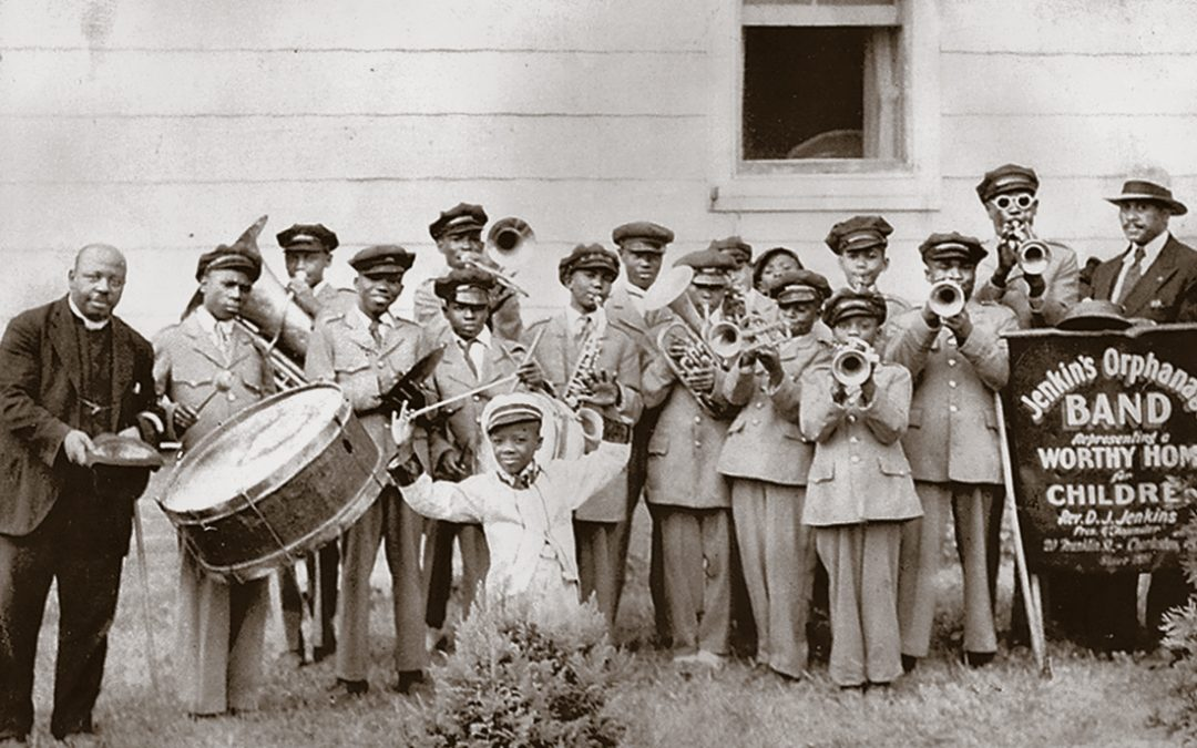 The Lowcountry's Jazz Age: Gift of Story and Song