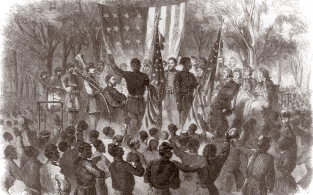 Emancipation Day: The Freed People of Port Royal