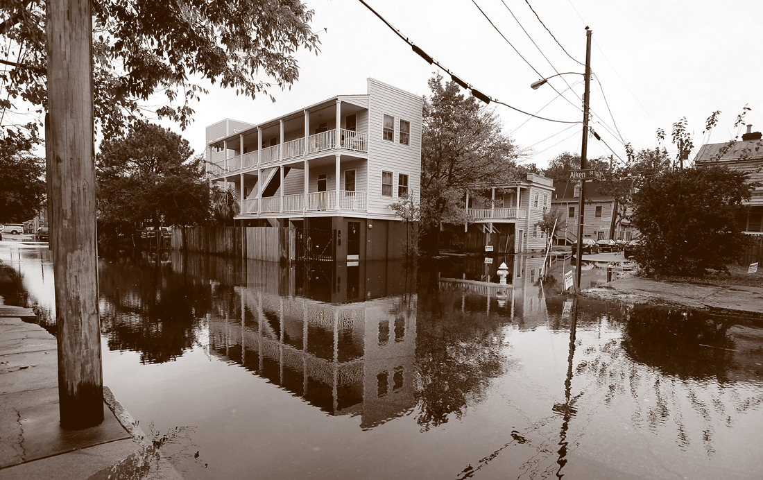 Communities Under Water: Lessons Learned from Extreme Floods - S C