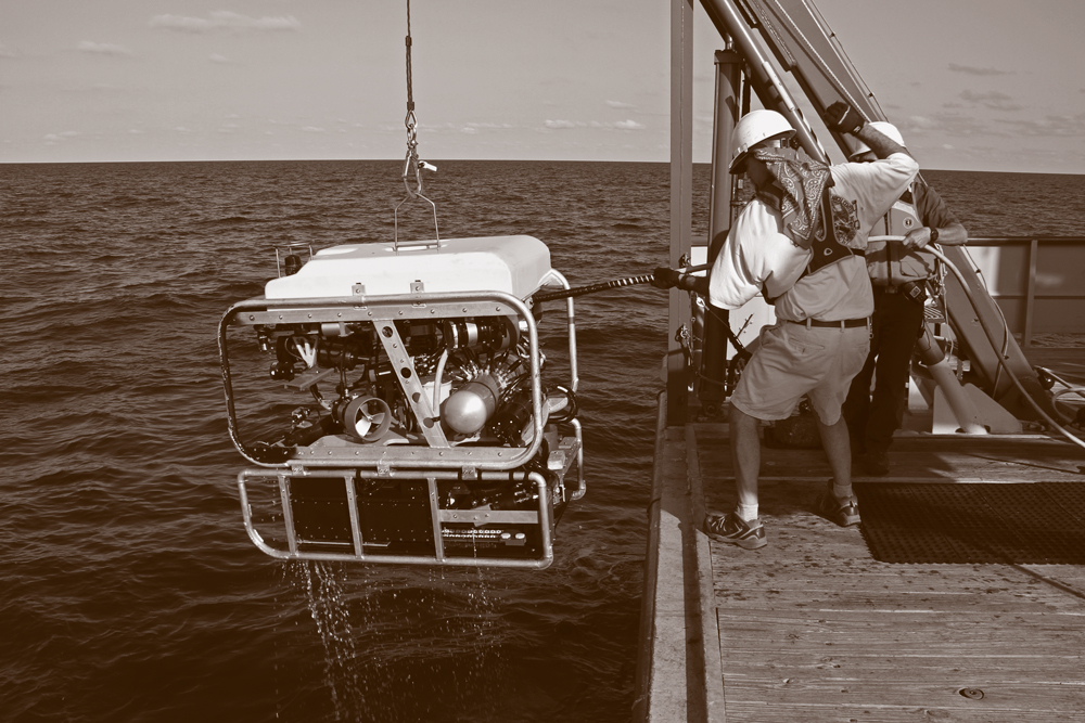 New Technology: Driving Advances in Coastal Science - S C