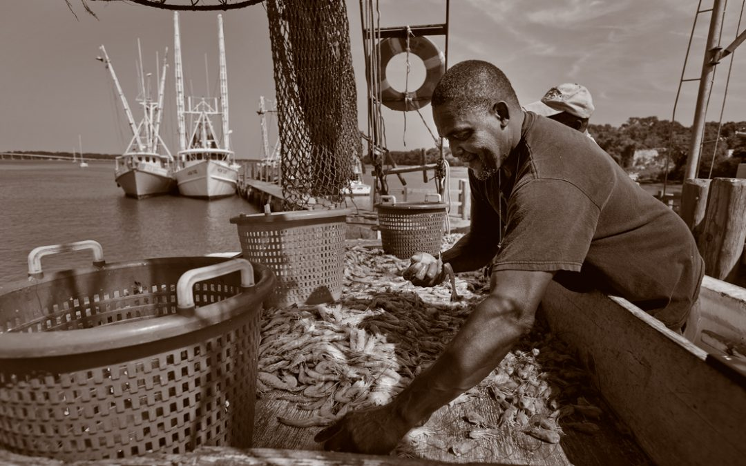 S.C.'s Working Waterfronts: Fishing Villages Evolve