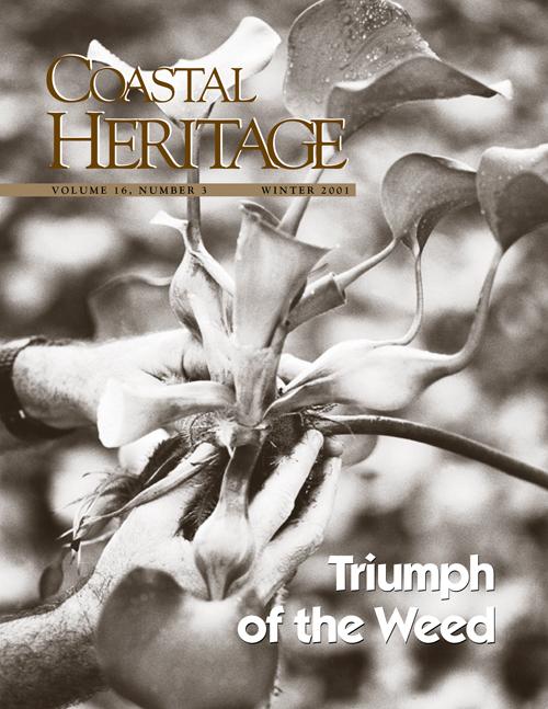 Cover of Coastal Heritage Magazine.