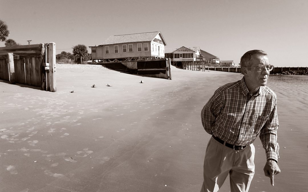 A Line in the Sand: Nourishing South Carolina's Beaches