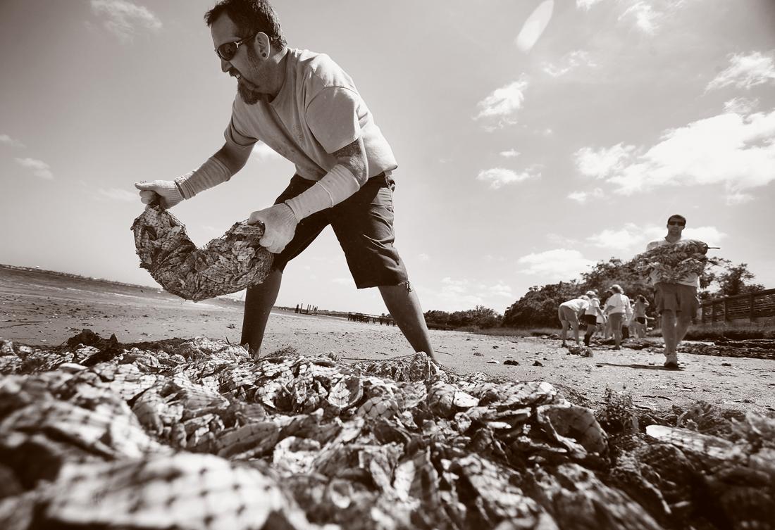 Lowcountry Living Shorelines: Restoring Carolina's Reefs