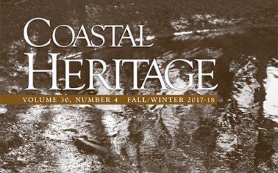 Coastal Heritage Earns State Honor