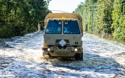 Grant Funds South Atlantic Flood Resilience Program, Georgetown County, S.C. One of the Pilot Study Areas