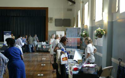 North Charleston Flood Expo Improves Communication