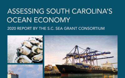 S.C. Sea Grant Report Wins Notable State Document Award