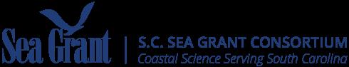 S.C. Sea Grant Consortium logo.