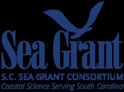 S.C. Sea Grant Consortium logos.